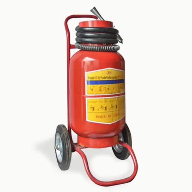 Bình chữa cháy bột ABC 35kg - MFZL35