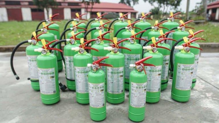 Báo giá Bình Chữa Cháy Gốc Nước Ecosafe Việt Nam 2021