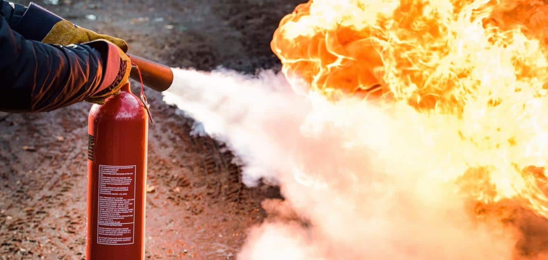 8 Bước sử dụng bình khí CO2 chữa cháy