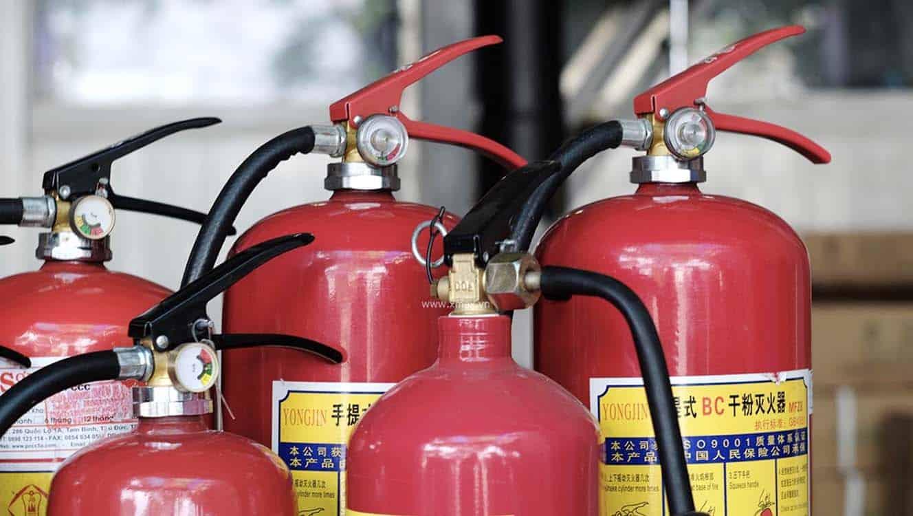 Khi nào dùng bình chữa cháy co2?