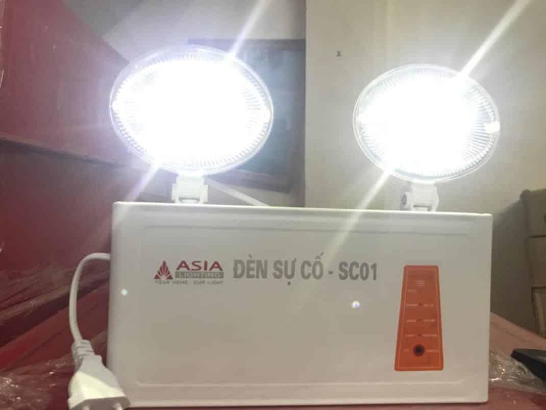 Đèn sự cố asia