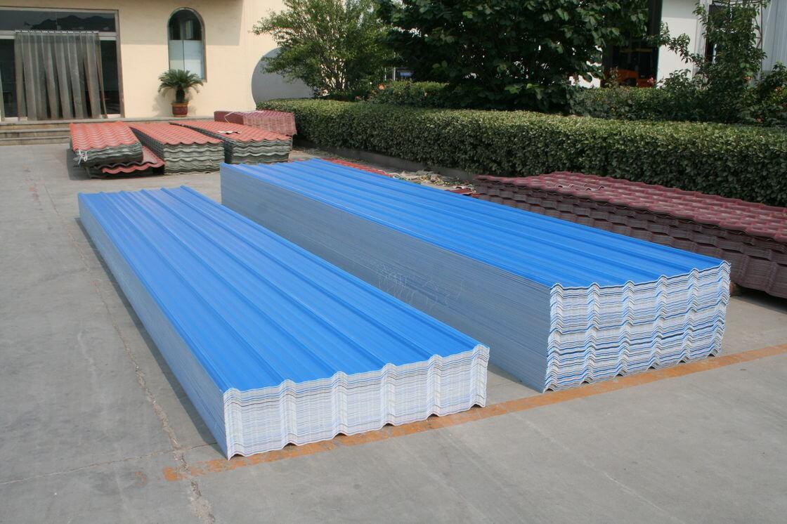 Tôn nhựa PVC ASA kháng ăn mòn