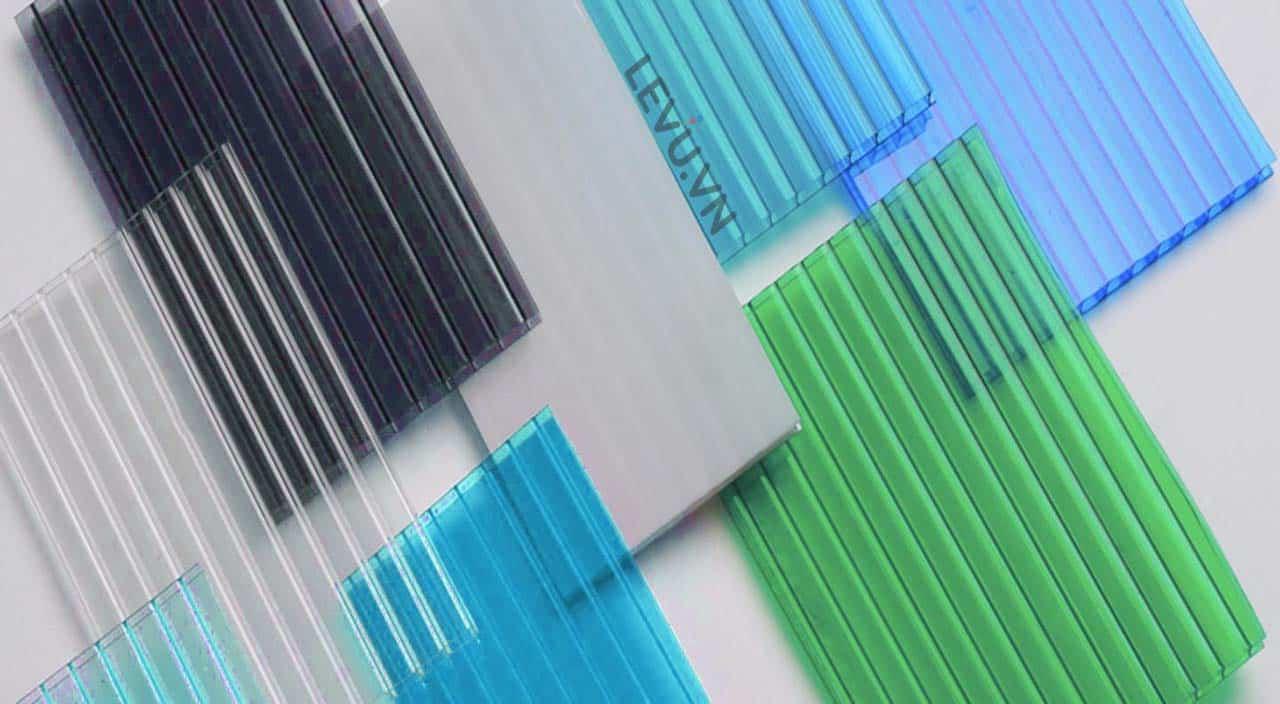 Nhược điểm của tấm nhựa lấy sáng poly rỗng là gì?