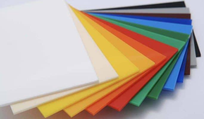 Cung cấp Tấm Nhựa Mica Màu các loại