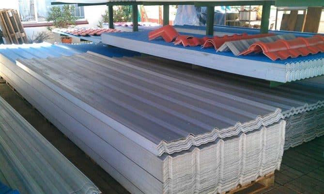 Tôn Nhựa PVC ASA chống nóng kháng ăn mòn
