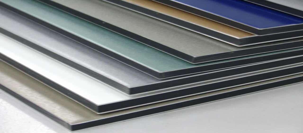 Vật tư quảng cáo aluminium tấm ốp nhôm nhựa